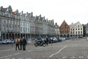 Arras autoroutes